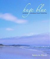 Huge Blue - Front Cover