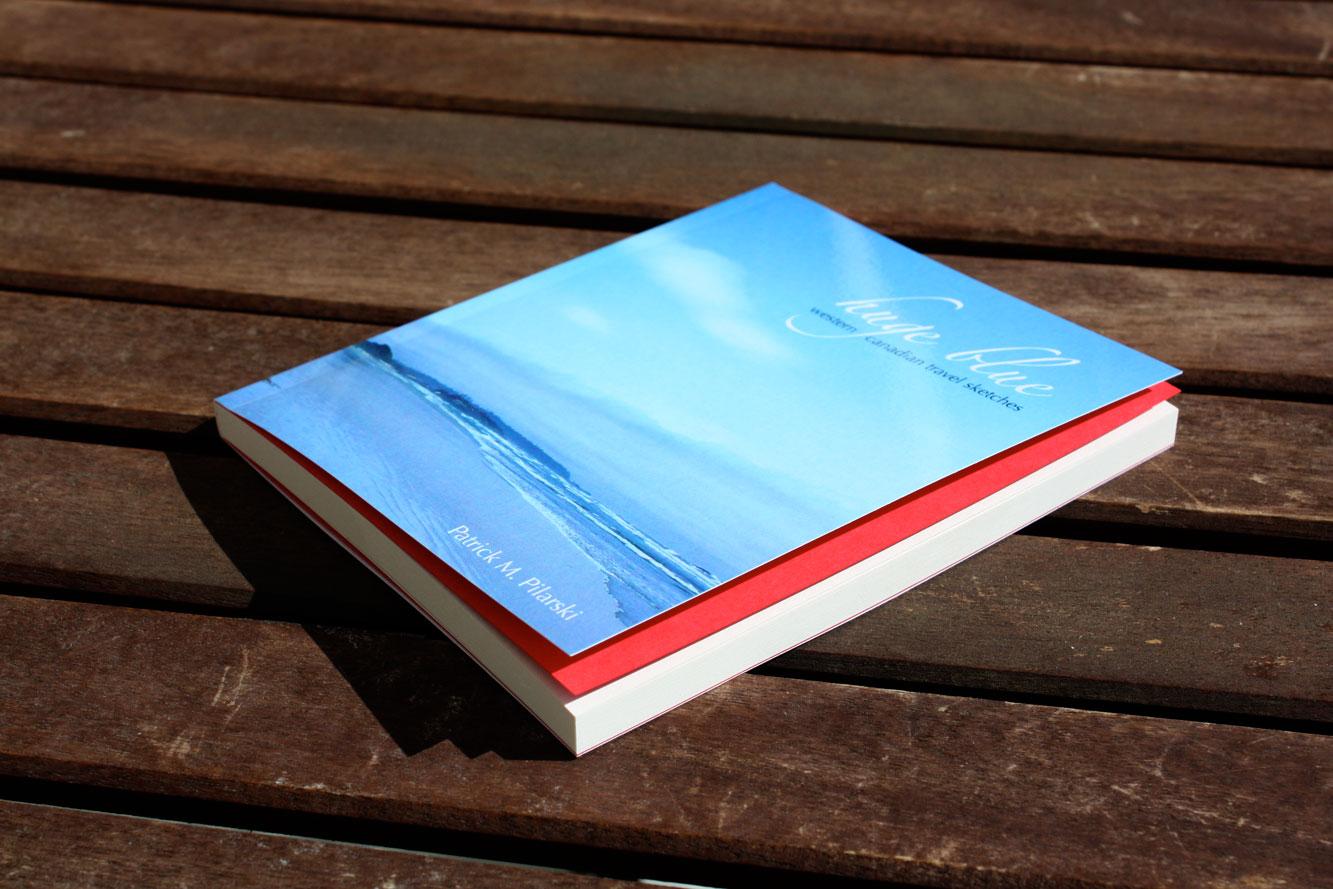 Huge Blue by Patrick M. Pilarski